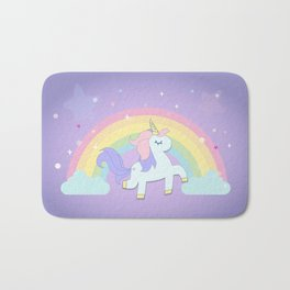 be a unicorn, forever ... Bath Mat