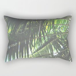 Palm Jungle Rectangular Pillow
