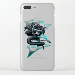 Hanzo Clear iPhone Case