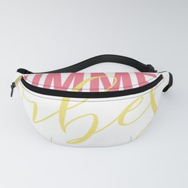 Summer Vibes rate Fanny Pack