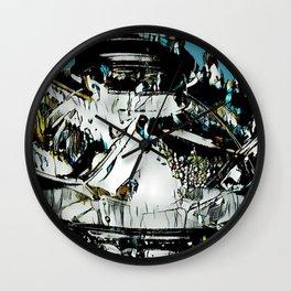 Plastics series 3 Wall Clock