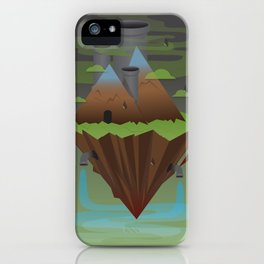 Save the Planet iPhone Case