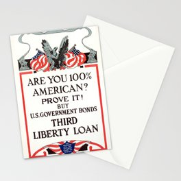 Are you 100% American Stationery Cards
