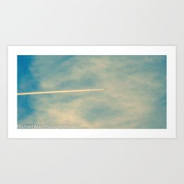 Trail Art Print