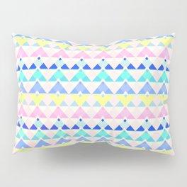 Retro chevron Pillow Sham
