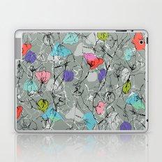 Crawling leaves Laptop & iPad Skin