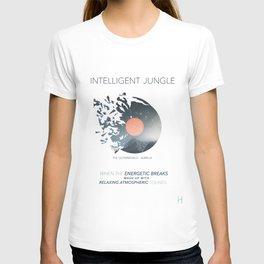 INTELLIGENT JUNGLE v3 T-shirt