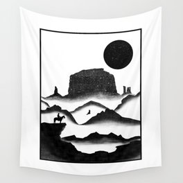 Valley Wall Tapestry