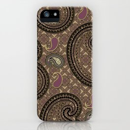 Excited Boss iPhone Case