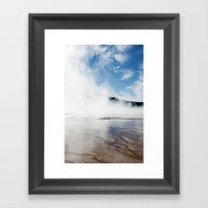 Yellowstone National Park 4 Framed Art Print