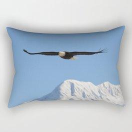 Bird's Eye View! Rectangular Pillow