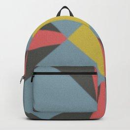 Blue gray Backpack