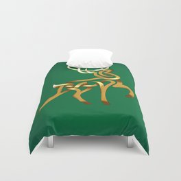 Stag-noble Duvet Cover