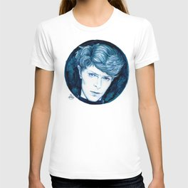 Planet Earth is Blue // Bowie T-shirt