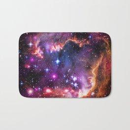 Small Magellanic Cloud's Starry Wingtip Bath Mat