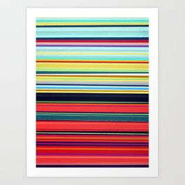Tokyo Drift Print Art Print
