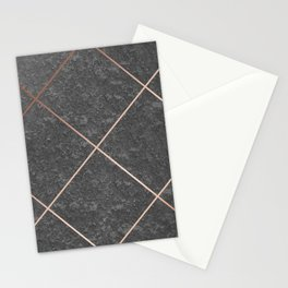 Copper & Concrete 01 Stationery Cards