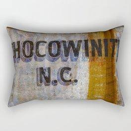 Chocowinity North Carolina Rectangular Pillow