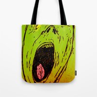 marley Tote Bags featuring Marley by Zoé Rikardo