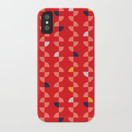 Geometric Pattern #2 iPhone Case