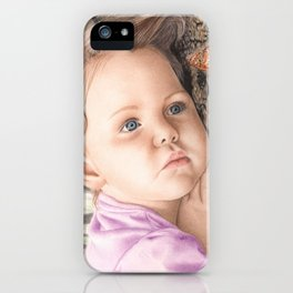 Captivated iPhone Case