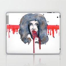 Go on let it Bleed  Laptop & iPad Skin