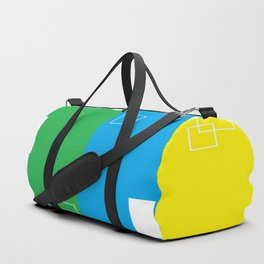 Simple Color Duffle Bag
