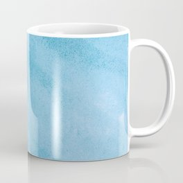 Blue Underwater Sand Coffee Mug