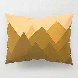 Abstract Sand Dunes Pillow Sham