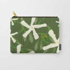 Jasmines & Junebugs Carry-All Pouch