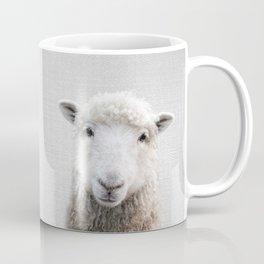Sheep - Colorful Coffee Mug