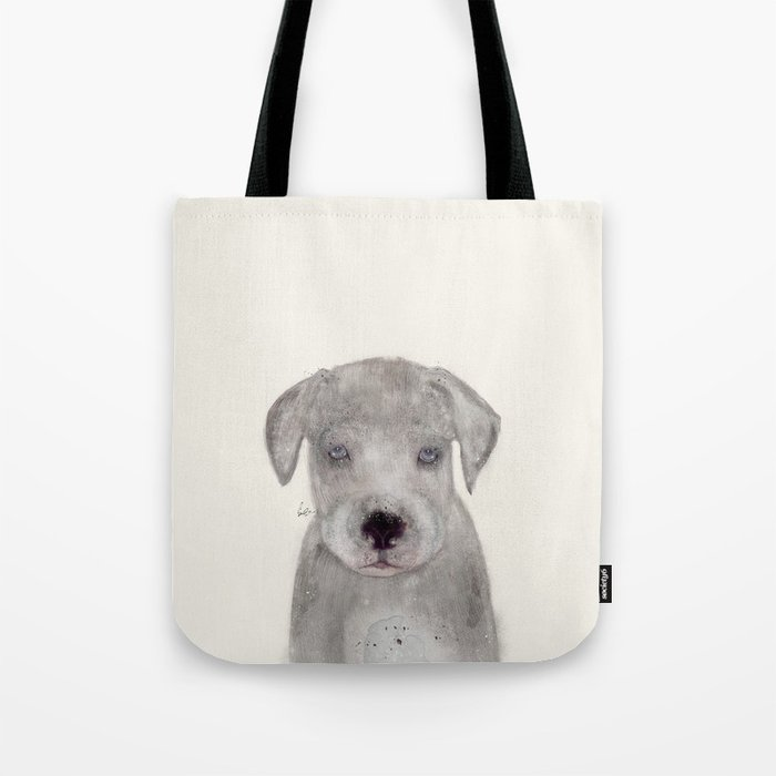 little great dane Tote Bag