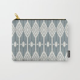 West End - Linen Carry-All Pouch