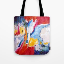 Come Down - Isaiah 64 Tote Bag