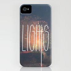 SKY LIGHTS iPhone (4, 4s) Slim Case