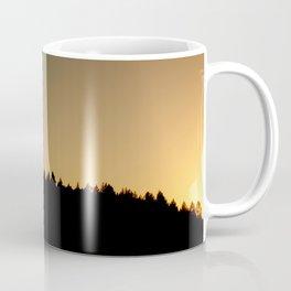 Forest Rainbow Coffee Mug