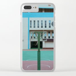 School Clear iPhone Case