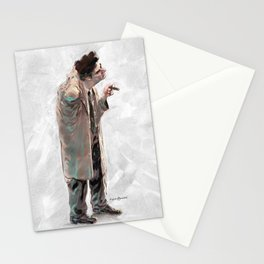 Just one more thing. Stationery Cards