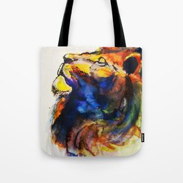 Cat of a Different Color Tote Bag