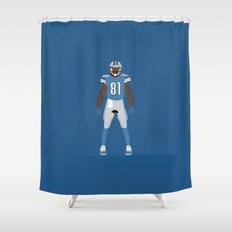 One Pride - Calvin Johnson Shower Curtain