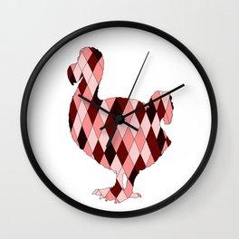 Dodo Bird Wall Clock