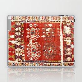 Hotamis  Antique Turkish Karapinar  Kilim Print Laptop & iPad Skin