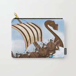 The Vikings Carry-All Pouch