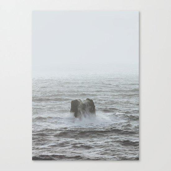 Vík, Iceland III Canvas Print