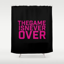 TheGame Shower Curtain