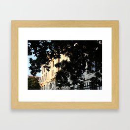 Idealized  Framed Art Print