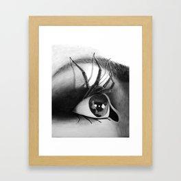Conqueror (Tarantulashes) Framed Art Print