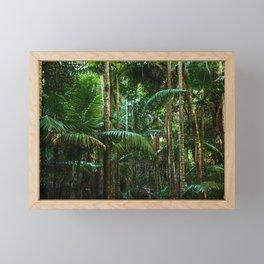Tropics Framed Mini Art Print