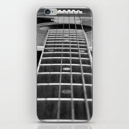 Guitar Gently Weeps iPhone Skin