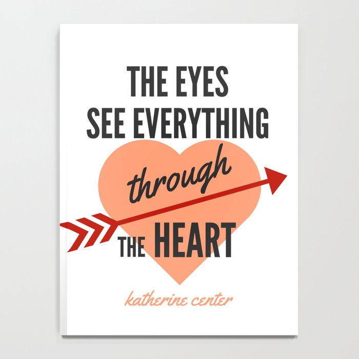 the EYES & the HEART Notebook